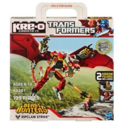 KRE-O A2201 2201 Xếp hình kiểu Lego Ripclaw Strike Building Set Cracked Claw Tấn Công 199 khối
