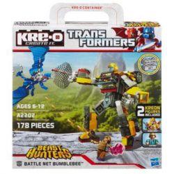 KRE-O A2202 2202 Xếp hình kiểu Lego Battle Net Bumblebee Set Battle Net. 178 khối