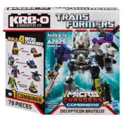 KRE-O A2225 2225 Xếp hình kiểu Lego Decepticon Bruticus Set Blend Báo 79 khối