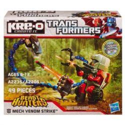 KRE-O A2235 2235 Xếp hình kiểu Lego Mech Venom Strike Set Poisoning Machine Armor Attack Máy độc Tấn Công áo Giáp 49 khối
