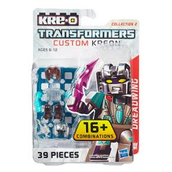 KRE-O A7315 7315 Xếp hình kiểu Lego COLLECTABLE MINIFIGURES Custom KREON Dreadwing Customized Kreon Cấu Hình Nhỏ KREON Tùy Chỉnh 39 khối
