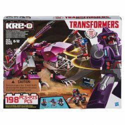KRE-O B0950 0950 Xếp hình kiểu Lego Underbite Jetpack Takedown Set Virtue Shot Down The Jet Backpack Răng Bắn Rơi Jetpack 198 khối