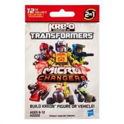 KRE-O K0161 0161 Xếp hình kiểu Lego TRANSFORMERS Kre-O Transformers Micro-Changers Mystery Case Pack {Random Bag} KRE-O Miniature Transformers Mystery Package {random Bag} Kre-O Micro Transformers Mys