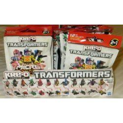KRE-O 22981 Xếp hình kiểu Lego TRANSFORMERS Kreon Micro-changer Wave 1 {Random Bag} Kreon Miniature Transformers WAVE 1 {Random Pack} Kreon Micro Transformers Wave 1 {gói Ngẫu Nhiên}
