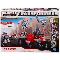 KRE-O 36954 Xếp hình kiểu Lego MOTO Motorcycle Chase Mô Tô Rượt đuổi 77 khối