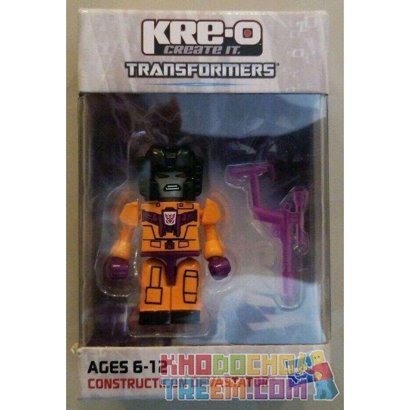 KRE-O A1265 1265 Xếp hình kiểu Lego Constructicon Devastator (BotCon 2013 Exclusive) Hercules (Độc Quyền BotCon 2013)
