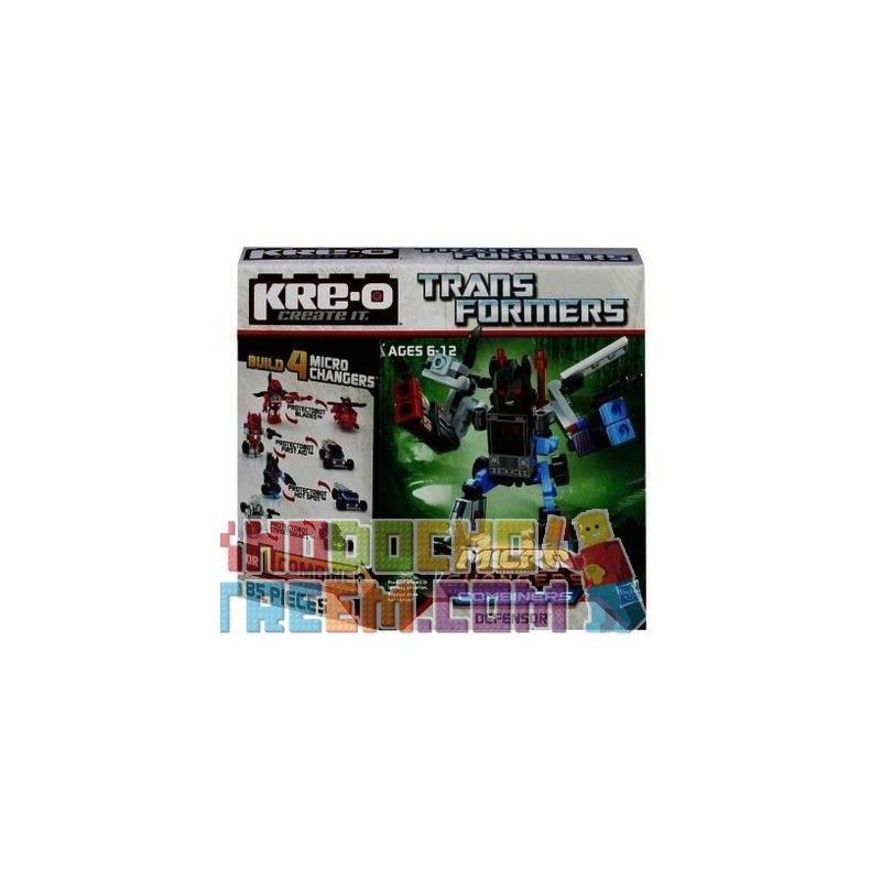 KRE-O A4474 4474 Xếp hình kiểu Lego Defensor Building Set Guardian Vị Thánh đỡ đầu 85 khối