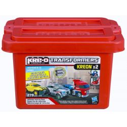 KRE-O A4583 4583 Xếp hình kiểu Lego Ultimate Vehicle Pack Ultimate Vehicle Bag Gói Phương Tiện Tối ưu 279 khối