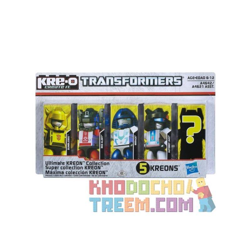 KRE-O A4642 4642 Xếp hình kiểu Lego STAR WARS Ultimate Kreon Collection Ultimate People Túi Minifigure Cuối Cùng