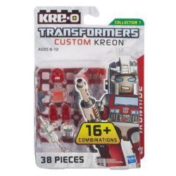 KRE-O A6086 6086 Xếp hình kiểu Lego TRANSFORMERS Kre-O Transformers Custom Kreon Ironhide Set KRE-O Transformers Custom People KRE-O Transformers Người Tùy Chỉnh 38 khối
