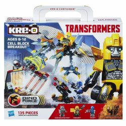 KRE-O A6951 6951 Xếp hình kiểu Lego Cell Block Breakout Bake-up Đột Phá Tế Bào 135 khối