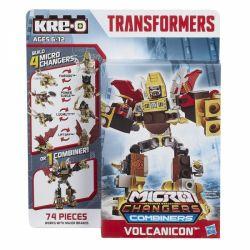 KRE-O A7828 7828 Xếp hình kiểu Lego Volcanicon Live Rock Đá Lửa Sống 100 khối