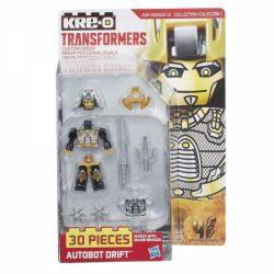 KRE-O A7839 7839 Xếp hình kiểu Lego COLLECTABLE MINIFIGURES Custom KREON Autobot Drift KRE-O Custom People Drift Sự Trôi Dạt Minifigure Tùy Chỉnh Kre-O 30 khối
