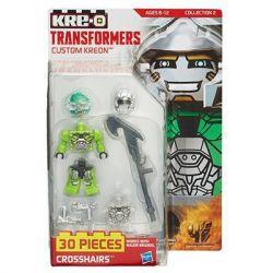 KRE-O A9228 9228 Xếp hình kiểu Lego COLLECTABLE MINIFIGURES Custom KREON Crosshairs Set KRE-O Custom Human Cross Line Đường Chéo Nhỏ Tùy Chỉnh Kre-O 30 khối