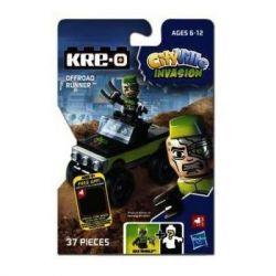 KRE-O A4911 4911 Xếp hình kiểu Lego Offroad Runner SUV SUV. 37 khối