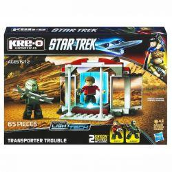 KRE-O A3140 3140 Xếp hình kiểu Lego Transporter Trouble Construction Set Sự Cố Khi Gửi 65 khối
