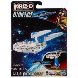 KRE-O A3368 3368 Xếp hình kiểu Lego U.S.S. Enterprise Construction Set U.s.s. Enterprise Number Số Doanh Nghiệp U.S.S. 39 khối