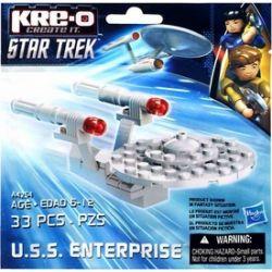 KRE-O A4254 4254 Xếp hình kiểu Lego U.S.S. Enterprise (GameStop Exclusive) U.s.s. Enterprise Number (Gamestop Exclusive) Tài Khoản Doanh Nghiệp U.S.S. (Độc Quyền Của GameStop) 33 khối