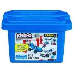 KRE-O A4584 4584 Xếp hình kiểu Lego Vehicle Value Bucket Nhóm Giá Trị Xe 275 khối