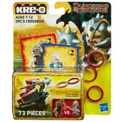 KRE-O A7705 7705 Xếp hình kiểu Lego GAMES Orc's Crossbow Dragon And Dungeon Orc. 73 khối
