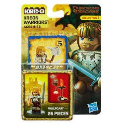 KRE-O A7711 7711 Xếp hình kiểu Lego GAMES Dragon And Dungeon Wulfgar Wulfgar. 26 khối