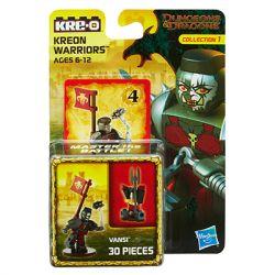 KRE-O A7713 7713 Xếp hình kiểu Lego GAMES Vansi Dragon And Dungeon Worse Tệ Hơn 30 khối