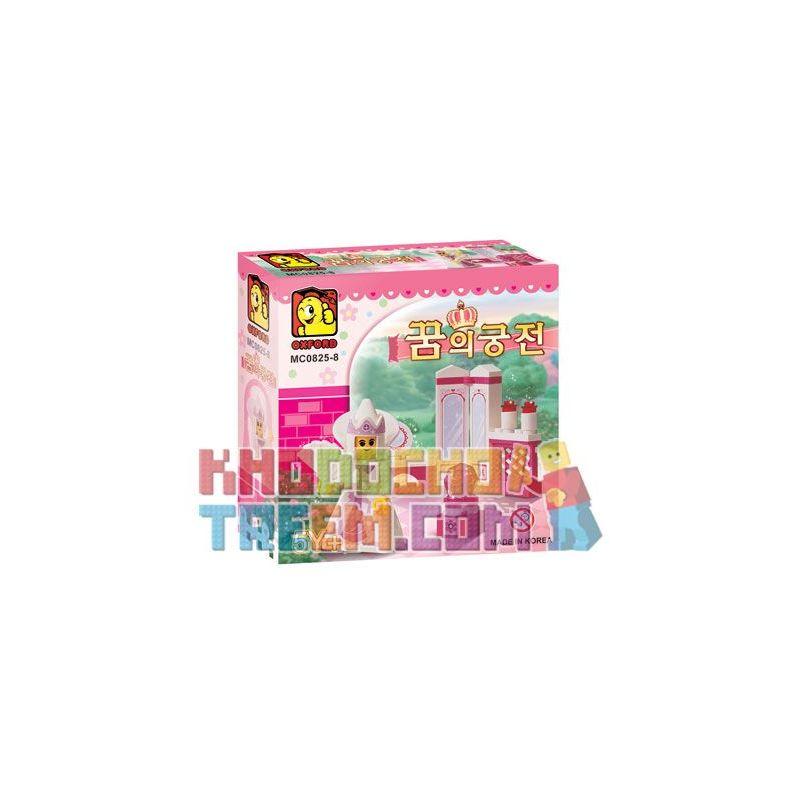 OXFORD MC0825-8 0825-8 Xếp hình kiểu Lego FRIENDS Dream Palace Cung điện Trong Mơ