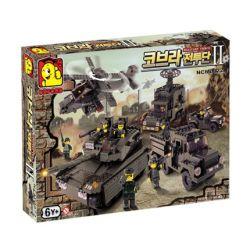 OXFORD NCM72000 72000 Xếp hình kiểu Lego MILITARY ARMY Tank Radar Transport Jeep Helicopter Tank Radar Transport Vehicle Jeep Helicopter Xe Tăng Vận Chuyển Radar Trực Thăng Jeep