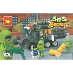 OXFORD SRS18000 18000 Xếp hình kiểu Lego CITY Special Rescue Squad Special Rescue Team Đội Cứu Hộ đặc Biệt