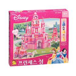OXFORD SRC0565D 0565D Xếp hình kiểu Lego FRIENDS Disney Princess Castle Lâu đài Công Chúa Disney