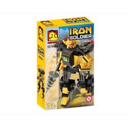 OXFORD IS7000-1 7000-1 Xếp hình kiểu Lego MILITARY ARMY Iron Soldier Army Steel Soldier Army Đội Quân Lính Sắt
