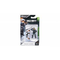 """MEGA BLOKS FMG06 Xếp hình kiểu Lego Specialist """"Outrider"""" Call Of Duty Special Forces """"preamble"""" Lực Lượng đặc Biệt """"Thủ Lĩnh"""" 22 khối"""