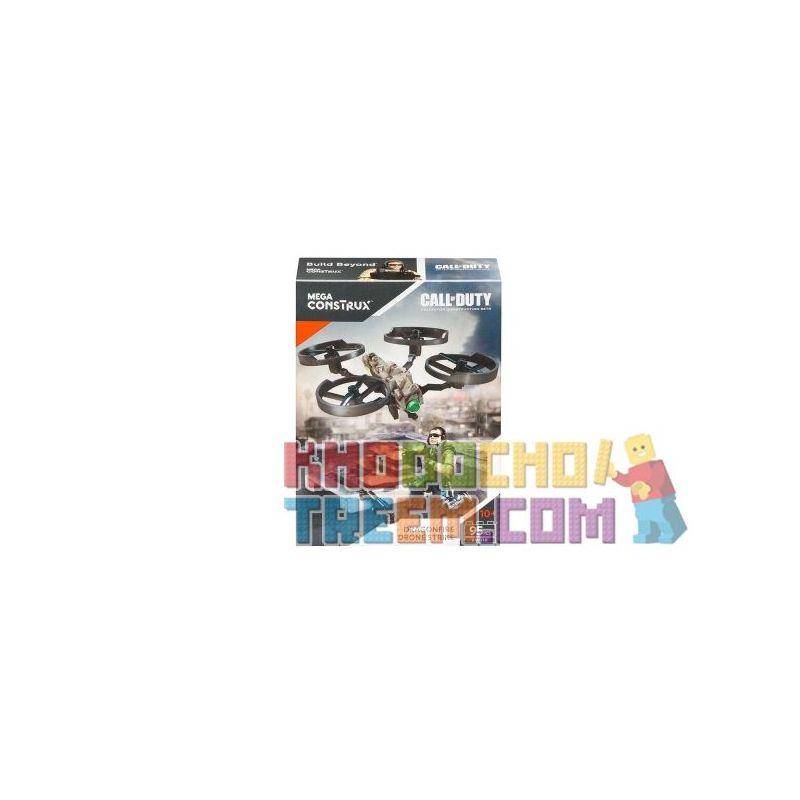 MEGA BLOKS FMG10 Xếp hình kiểu Lego Call Of Duty Dragonfire Drone Strike Rồng Lửa Tấn Công Máy Bay Không Người Lái 95 khối
