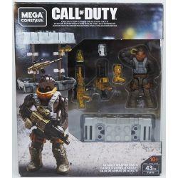 MEGA BLOKS FVF99 Xếp hình kiểu Lego Assault Weapon Crate Call Of Duty Weapon Box Hộp Vũ Khí 43 khối