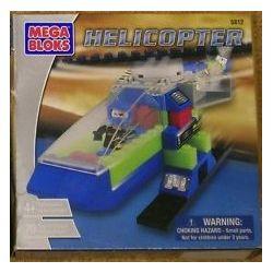 MEGA BLOKS 5812 Xếp hình kiểu Lego Helicopter Máy Bay Trực Thăng 73 khối