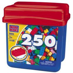 MEGA BLOKS 9009 Xếp hình kiểu Lego 250 250 khối