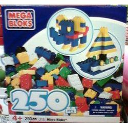 MEGA BLOKS 215 Xếp hình kiểu Lego Micro Blocks Micro- Vi Mô 250 khối