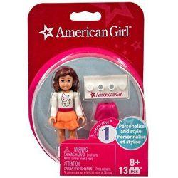 MEGA BLOKS DRC71 Xếp hình kiểu Lego FRIENDS Doll #6 Doll # 6 Búp Bê # 6 13 khối