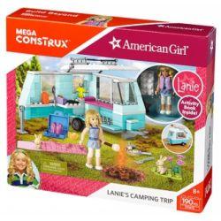 MEGA BLOKS DYN75 Xếp hình kiểu Lego FRIENDS Lanie's Camping Trip Lanie's Camping Travel Chuyến đi Cắm Trại Của Lanie 190 khối