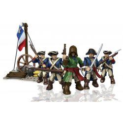 MEGA BLOKS 94320 CNK24 Xếp hình kiểu Lego Assassin's Creed French Revolution Package Gói Cách Mạng Pháp 116 khối