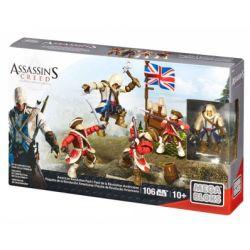 MEGA BLOKS CNG10 Xếp hình kiểu Lego American Revolution Pack Assassin's Creed American Independence War Package Gói Chiến Tranh Cách Mạng Mỹ 106 khối