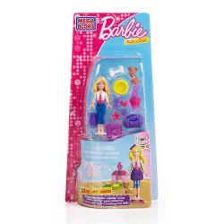 MEGA BLOKS 80202 Xếp hình kiểu Lego FRIENDS Puppy Pals Barbie Puppy And Barbie Chó Con Và Búp Bê Barbie 23 khối