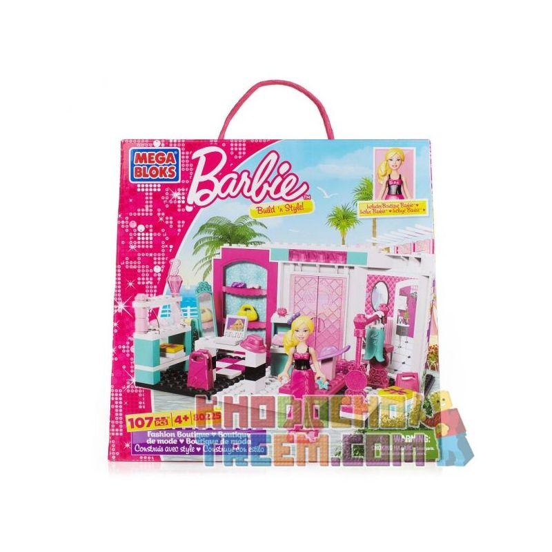 MEGA BLOKS 80225 Xếp hình kiểu Lego FRIENDS Fashion Boutique Cửa Hàng Thời Trang 107 khối
