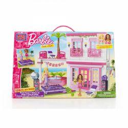 MEGA BLOKS 80226 Xếp hình kiểu Lego FRIENDS Beach House Nhà ở Bờ Biển 129 khối