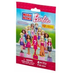 MEGA BLOKS 80100 Xếp hình kiểu Lego FRIENDS Mini Fashion Figures Búp Bê Thời Trang Mini 7 khối