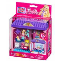 MEGA BLOKS 80164 Xếp hình kiểu Lego FRIENDS Build 'n Play Pet Salon Tiệm Thú Cưng 55 khối