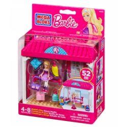 MEGA BLOKS 80165 Xếp hình kiểu Lego FRIENDS Build 'n Play Dance Studio Phòng Nhảy 52 khối