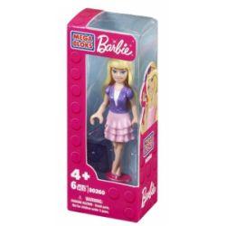 MEGA BLOKS 80264 Xếp hình kiểu Lego FRIENDS Casual Barbie® Casual Pack Barbie Búp Bê Barbie Bình Thường 6 khối