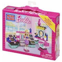 MEGA BLOKS 80279 Xếp hình kiểu Lego FRIENDS Build 'n Play Beauty Kiosk Beautiful Kiosk Kiosk đẹp 92 khối