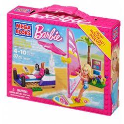 MEGA BLOKS 80287 Xếp hình kiểu Lego FRIENDS Build 'n Play! Beach Day Beach Time đã đến Lúc Tắm Biển 87 khối
